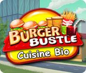 Feature Jeu D'écran Burger Bustle: Cuisine Bio