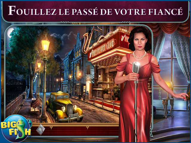 Capture d'écran de Cadenza: Le Baiser de la Mort Edition Collector