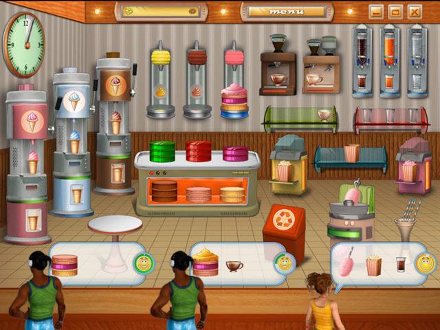 Capture D'écran Du Jeu 1 Cake Shop