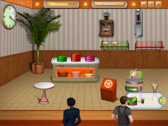 Capture D'écran Du Jeu 3 Cake Shop
