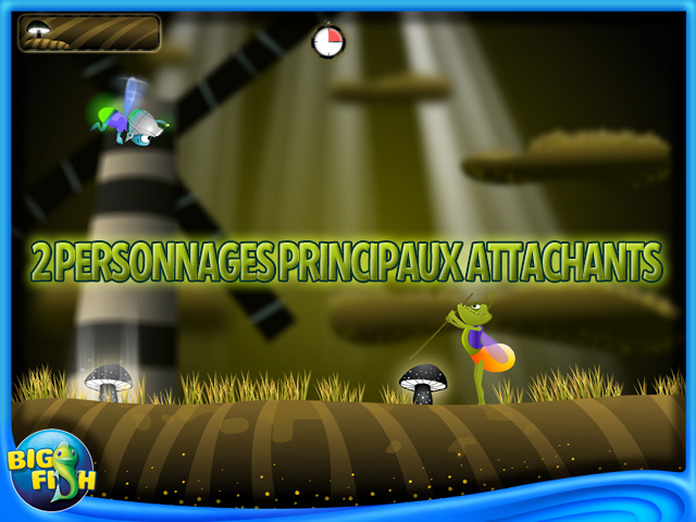 Capture d'écran de Captain Glo