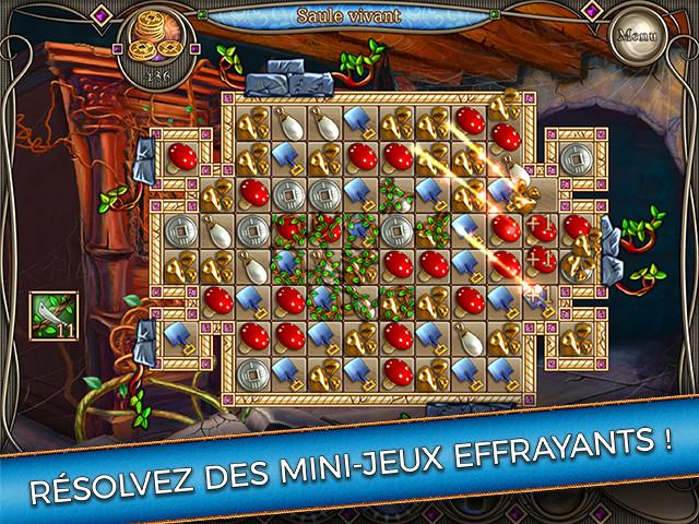Capture d'écran de Cave Quest