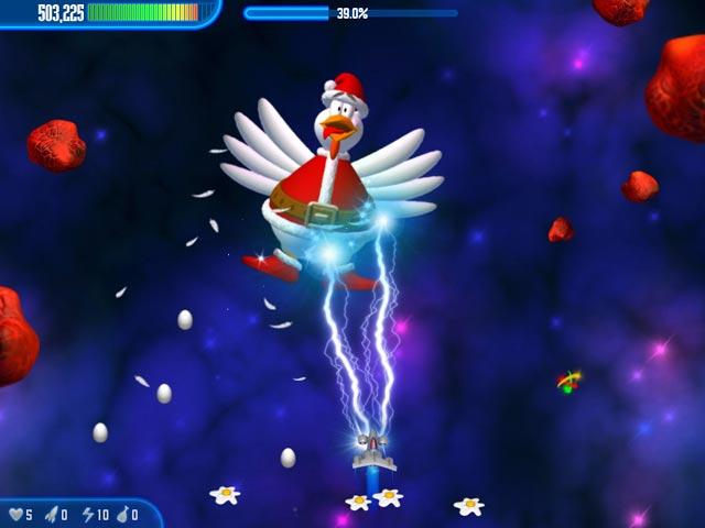 Vidéo de Chicken Invaders 3 Christmas Edition