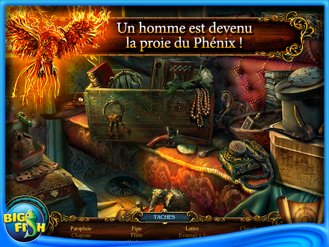 Capture d'écran de Chimeras: L'Air de la Vengeance Edition Collector