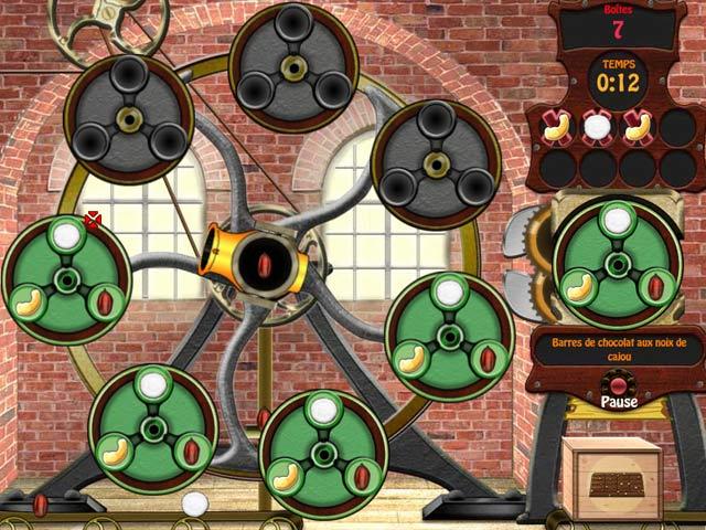 Capture D'écran Du Jeu 1 Chocolatier