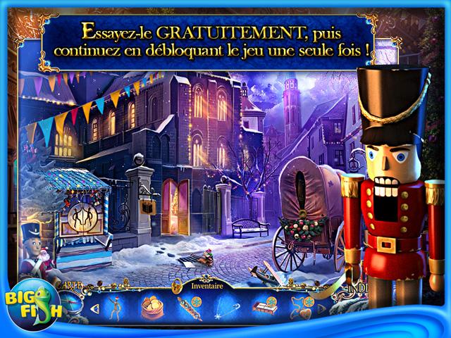 Capture d'écran de Christmas Stories 3: Le Soldat de Plomb d'après H. C. Andersen Edition Collector