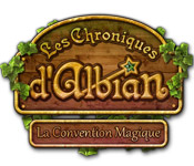 Feature Jeu D'écran Chronicles of Albian: The Magic Convention