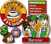 Feature Jeu D'écran Coffee Tycoon
