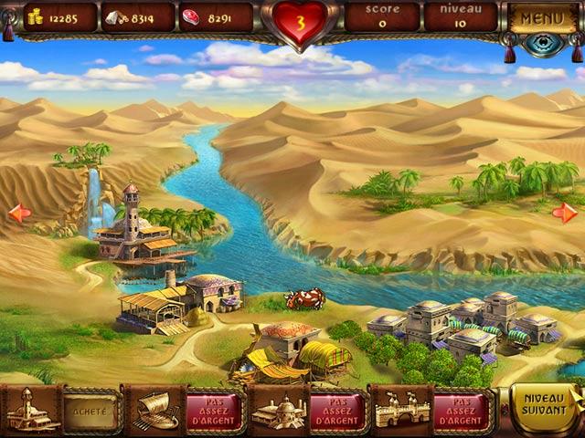 Capture D'écran Du Jeu 2 Cradle of Persia