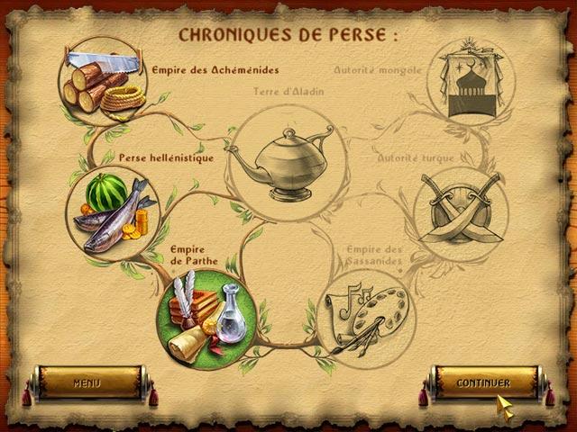 Capture D'écran Du Jeu 3 Cradle of Persia