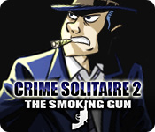 Feature Jeu D'écran Crime Solitaire 2: The Smoking Gun