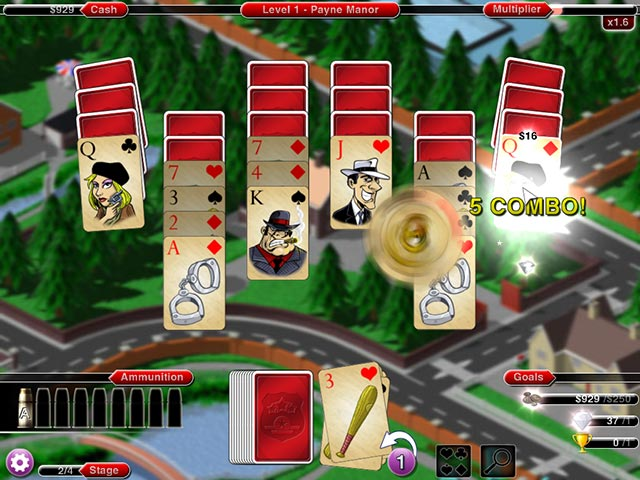 Vidéo de Crime Solitaire 2: The Smoking Gun