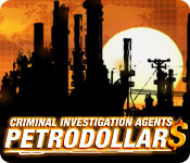 Feature Jeu D'écran Criminal Investigation Agents: Petrodollars