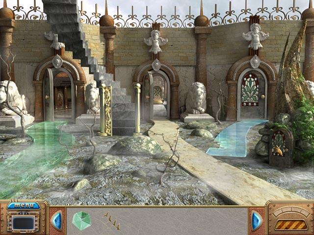 Capture D'écran Du Jeu 2 Crossworlds: La Cité Volante