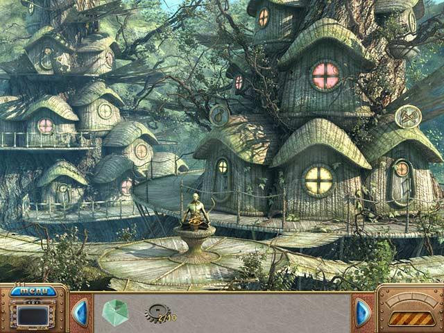 Capture D'écran Du Jeu 3 Crossworlds: La Cité Volante