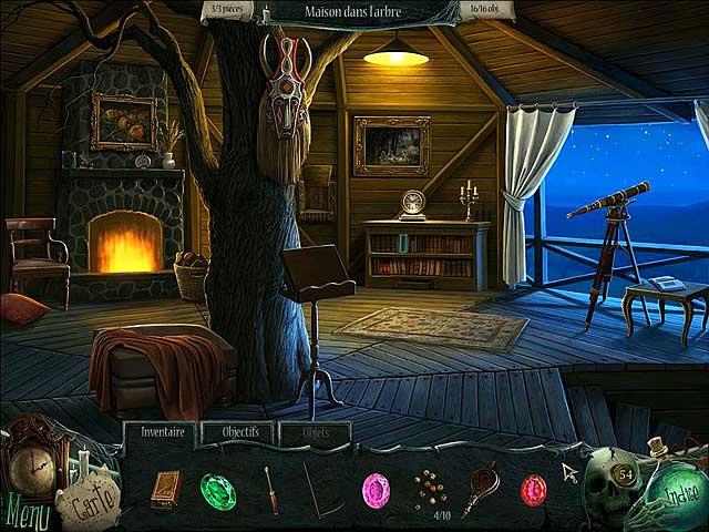Capture D'écran Du Jeu 3 Curse at Twilight: Le Voleur d'Ames