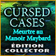 Cursed Cases: Meurtre au Manoir Maybard Édition Collector