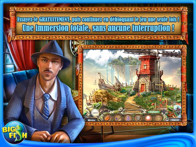 Capture d'écran de Dangerous Games: Prisonniers du Destin Edition Collector