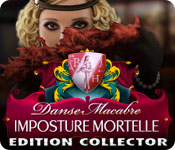 Feature Jeu D'écran Danse Macabre: Imposture Mortelle Edition Collector