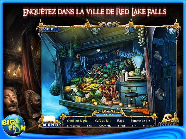 Capture d'écran de Dark Dimensions: Le Musée de Cire Edition Collector