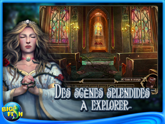 Capture d'écran de Dark Parables: La Malédiction d'Églantine Edition Collector