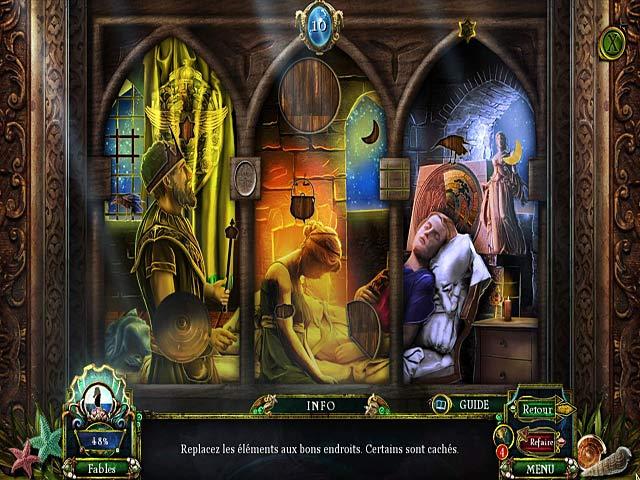 Capture D'écran Du Jeu 3 Dark Parables: La Petite Sirène et la Marée Mauve Edition Collector