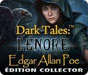 Dark Tales: Lénore Edgar Allan Poe Édition Collect