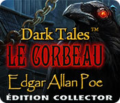 Dark Tales: Le Corbeau Edgar Allan Poe Édition Collector