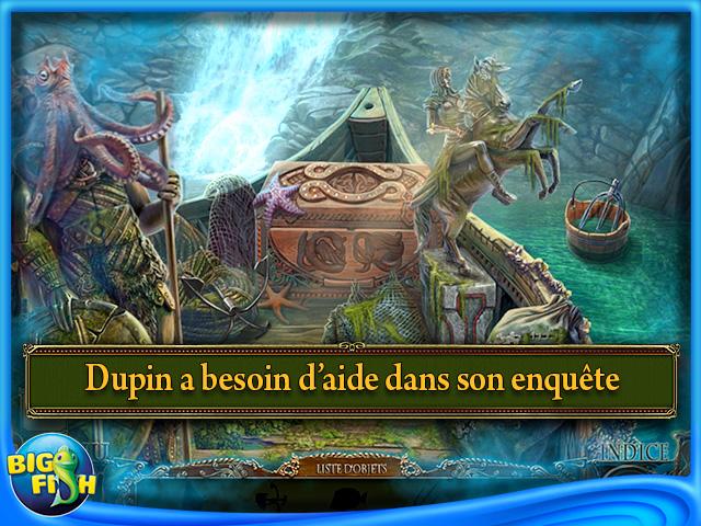 Capture d'écran de Dark Tales:  Le Scarabée d'Or Edgar Allan Poe Edition Collector