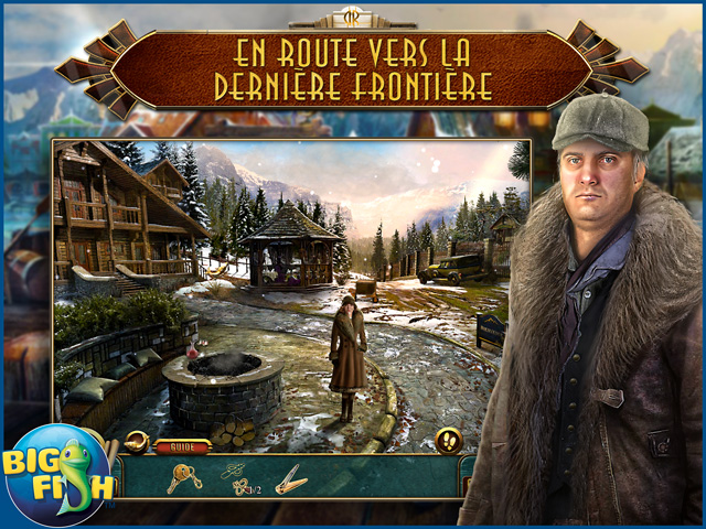 Capture d'écran de Dead Reckoning: Snowbird's Creek Édition Collector