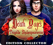 Death Pages: Tragédie Shakespearienne Edition Collector