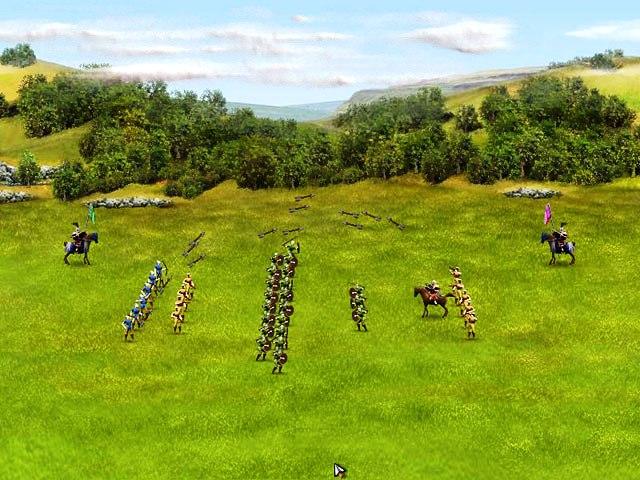 Capture D'écran Du Jeu 3 Defender of the Crown
