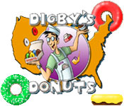 Feature Jeu D'écran Digby`s Donuts