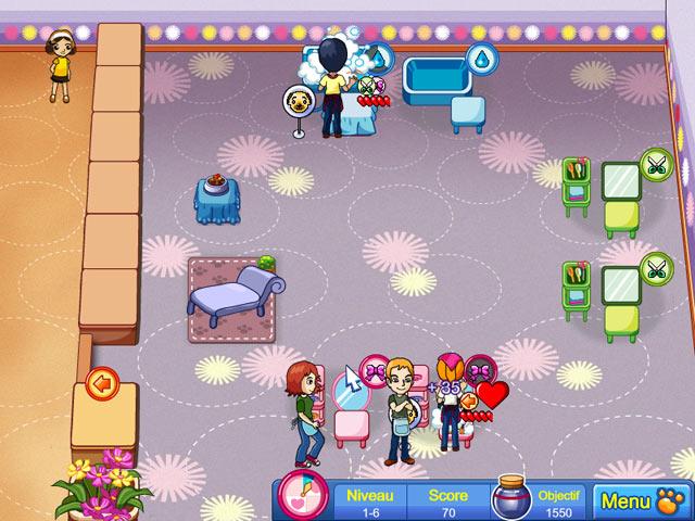 Capture D'écran Du Jeu 1 Doggie Dash