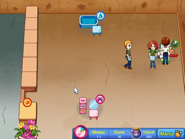 Capture D'écran Du Jeu 2 Doggie Dash
