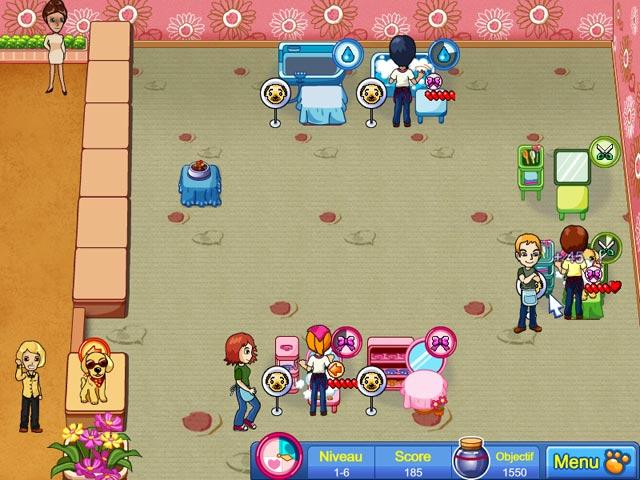 Capture D'écran Du Jeu 3 Doggie Dash