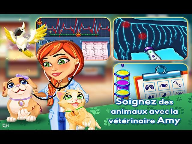 Dr. Cares: Amy's Pet Clinic Édition Collector