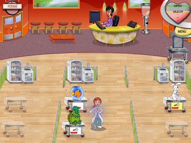 Capture D'écran Du Jeu 3 Dr. Daisy Pet Vet