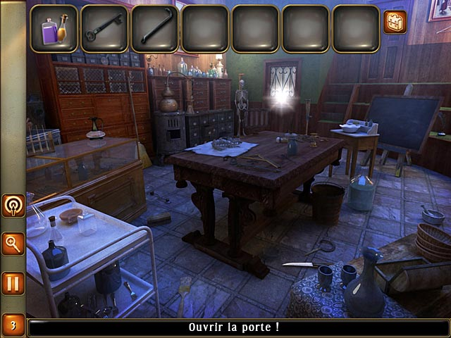 Capture D'écran Du Jeu 1 Dr. Jekyll & Mr. Hyde: The Strange Case
