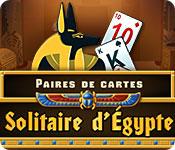Solitaire d'Égypte Paires de Cartes