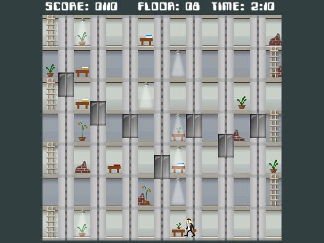 Capture D'écran Du Jeu 3 Elevatorz