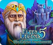 Feature Jeu D'écran Elven Legend 5: The Fateful Tournament