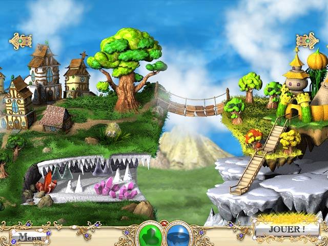 Capture D'écran Du Jeu 2 Emerald Tale
