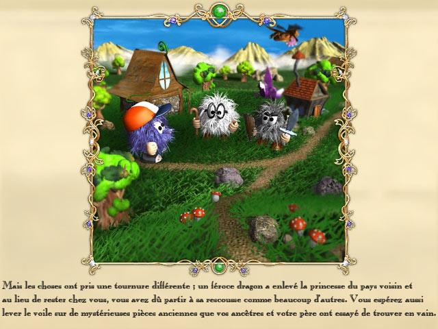 Capture D'écran Du Jeu 3 Emerald Tale