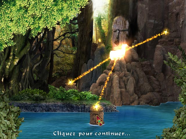 Capture D'écran Du Jeu 2 Enchanted Cavern