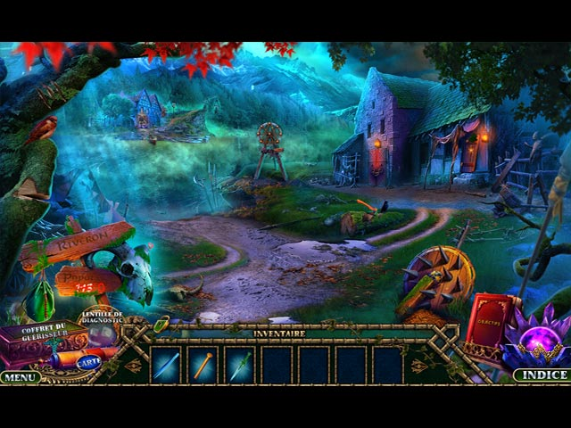 Enchanted Kingdom: Le Brouillard du Rivéron img