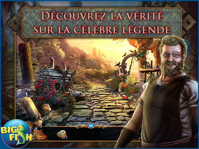 Capture d'écran de Endless Fables: La Malédiction du Minotaure Édition Collector