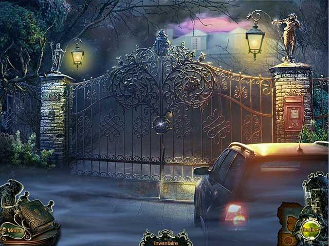 Capture D'écran Du Jeu 2 Enigma Agency: Le Chaos des Ombres