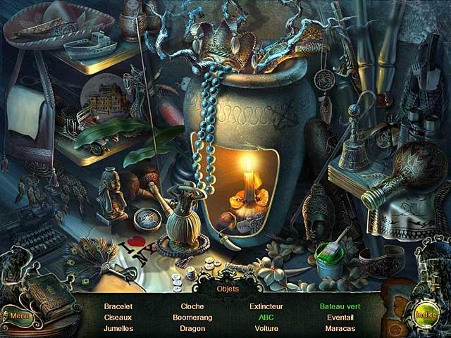 Capture D'écran Du Jeu 3 Enigma Agency: Le Chaos des Ombres