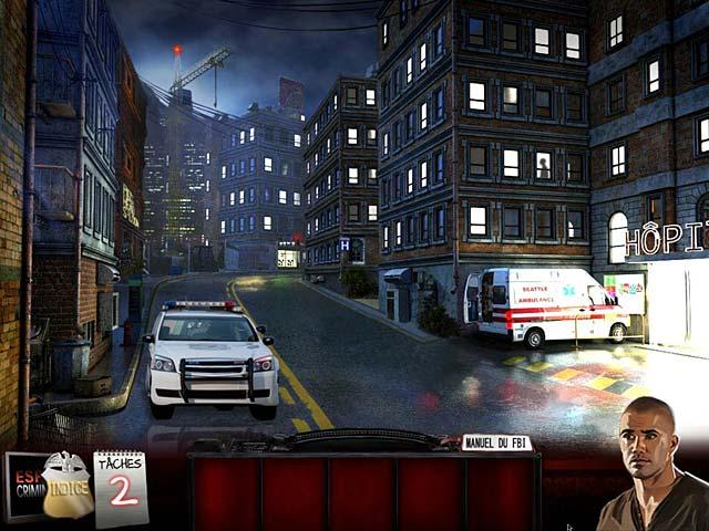 Capture D'écran Du Jeu 3 Esprits Criminels
